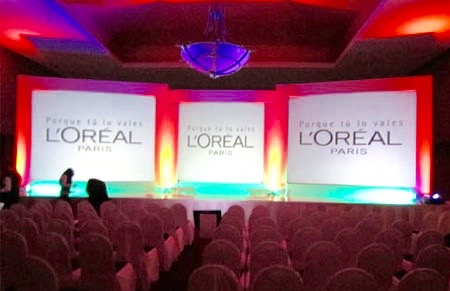 L´Oreal Publico Riviera Maya Travel and Business