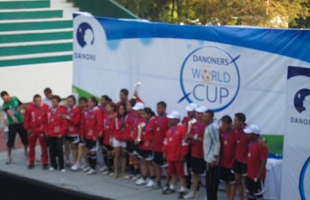 Danone World Cup Guadalajara Travel and Business