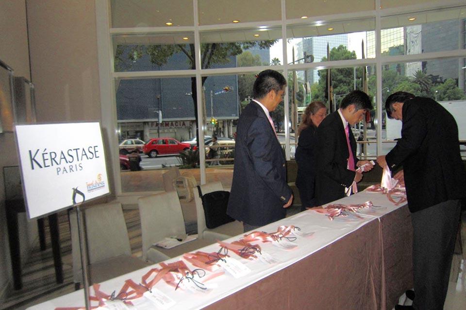 Kerastase Homme St Regis Travel and Business