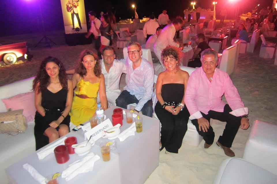 Business Forum Palace Cancún Travel and Business