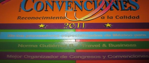 Grupos y Convenciones 2011
