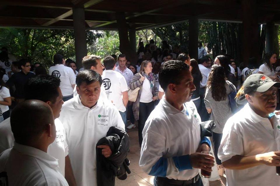 L´oréal Público Travel and Business