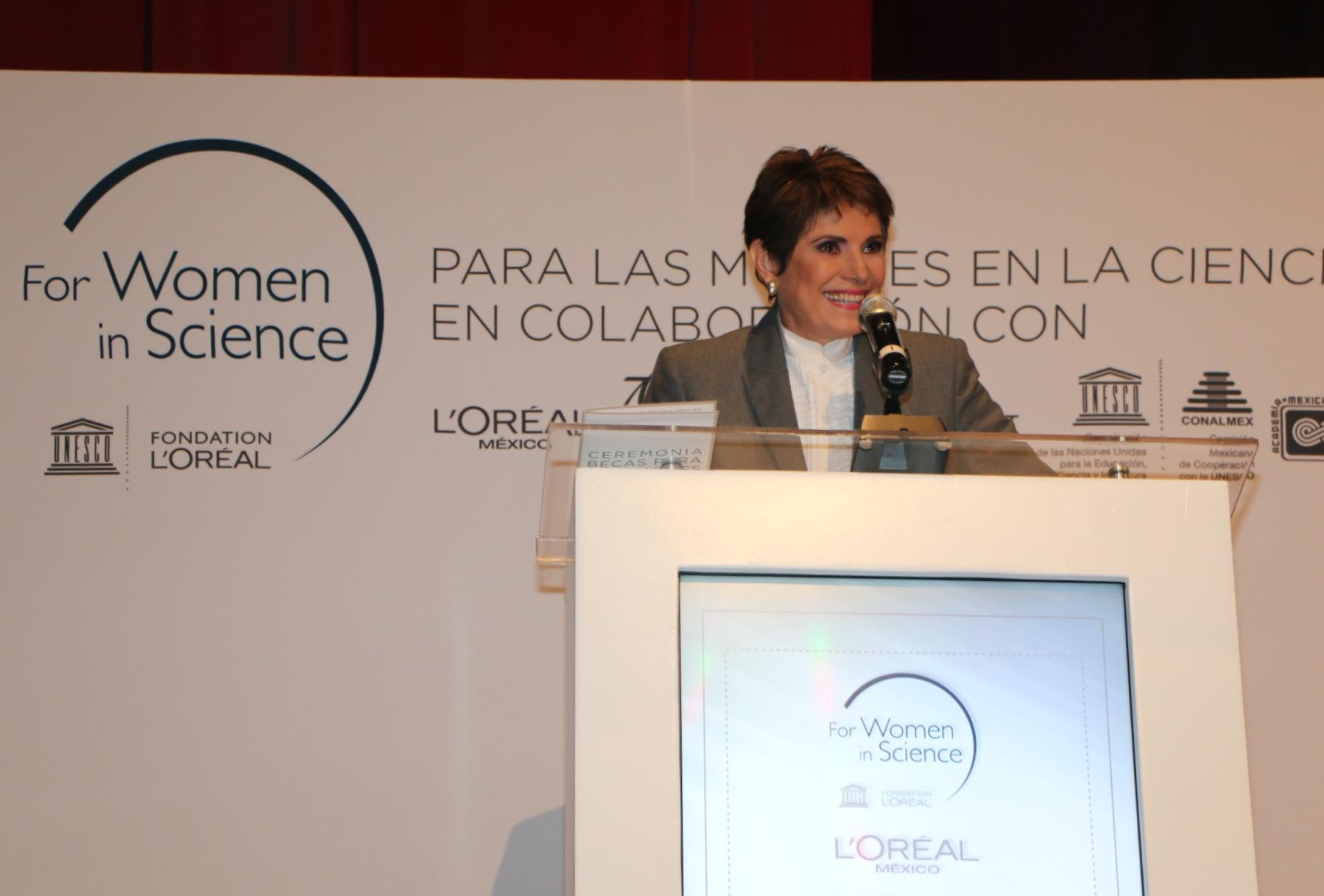 Women in science fondation L'oréal