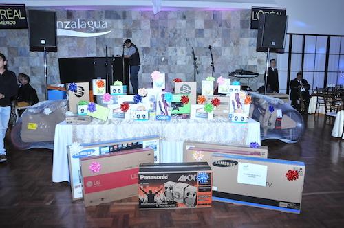 Fiestas empresariales L'Oréal regalos