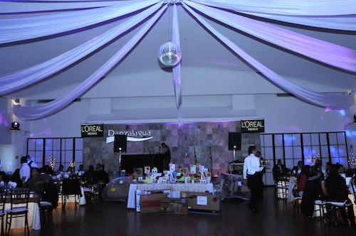 Fiestas empresariales L'Oréal