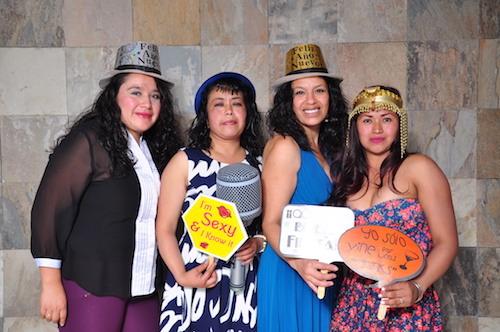 Fiestas empresariales L'Oréal foto de disfraz