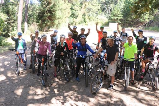 grupo Bonafont junta gerencial ciclismo