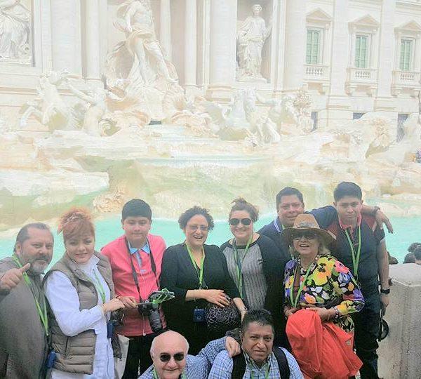 viajes de grupo Alfaparf Milano