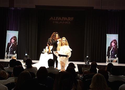 Convención Alfaparf Vallarta 2016