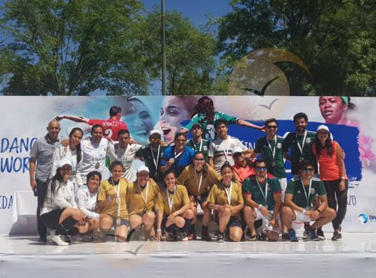 Evento deportivo Danone